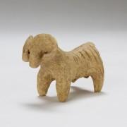 Syrian Terracotta Figurine Representing a Ram