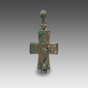 Reliquary Cross (Encolpion)-15412