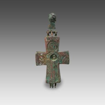 Reliquary Cross (Encolpion)-15412