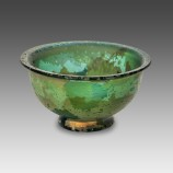 Roman Small Glass Cup (Patella)