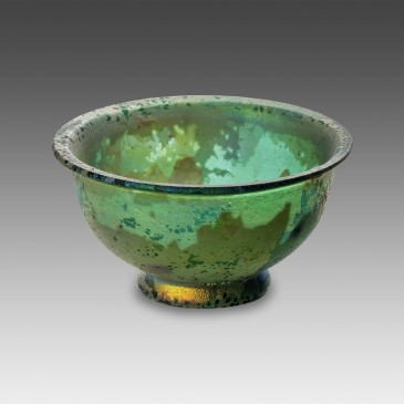 Roman Small Glass Cup (Patella)