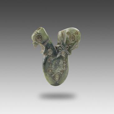 Byzantine stone animal : a cock