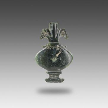Byzantine stone animal : double-headed