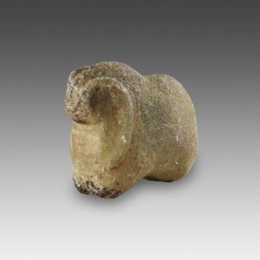 Statuette de Mouflon ou de Bélier