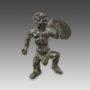 Statuette of a Dwarf Warrior-21364
