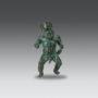 Statuette of a Dwarf Silene-20965