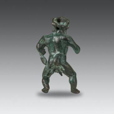 Statuette of a Dwarf Silene-20965-1