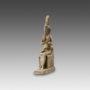 Amulet representing Isis Lactans-70